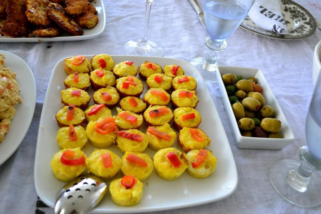 Potato Tortillas